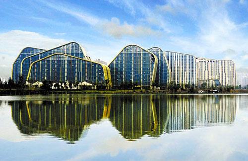 杭州白马湖建国饭店(G20峰会指定酒店)