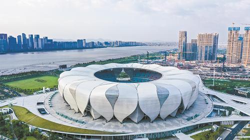 杭州奥体博览中心滨江建设指挥部